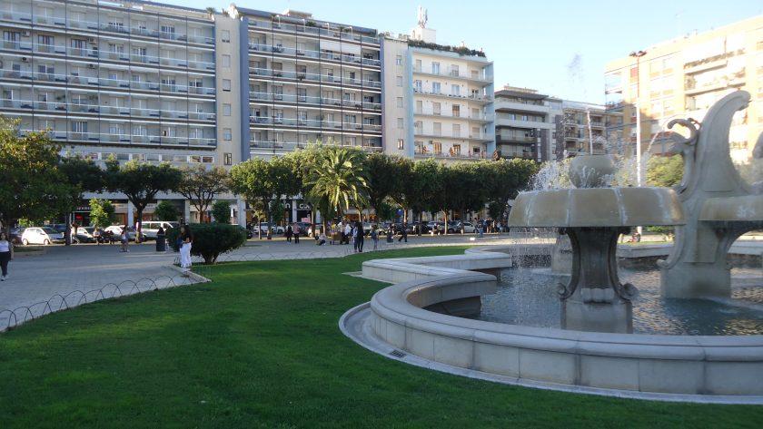 Foto. Piazza Mazzini